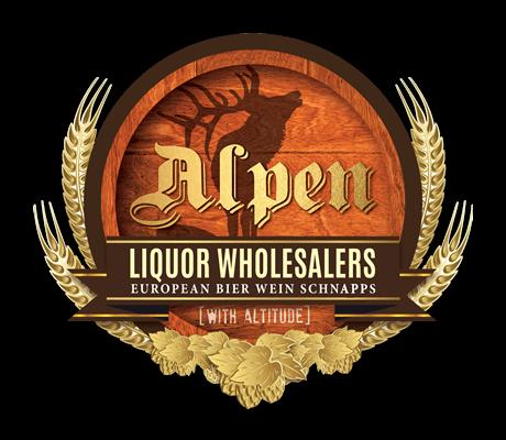 alpen liquor logo